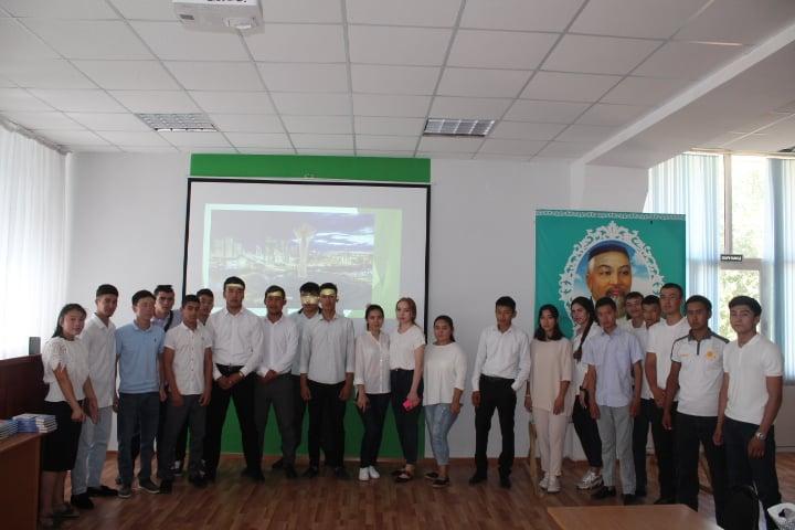 «Астана – сердце моей страны»